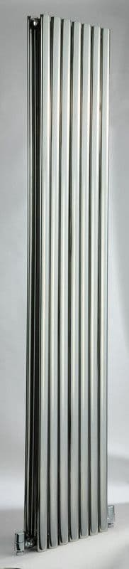 Cove Stainless Double Vertical